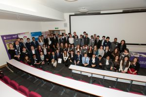 STEM placement celebration_Group photo_Oct 2015