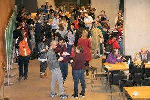 Networking at the BSU Armitage Workshop 2018