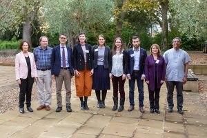 Speakers at the Armitage Workshop 2019