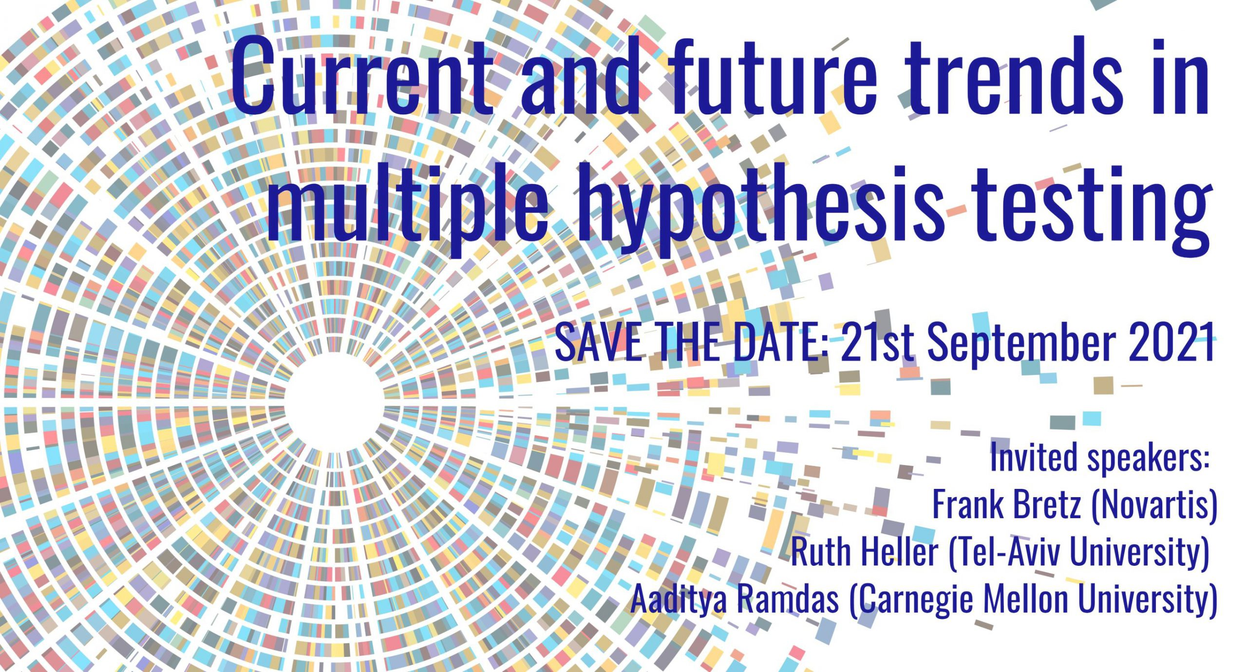 Current and future trends in multiple hypothesis testing